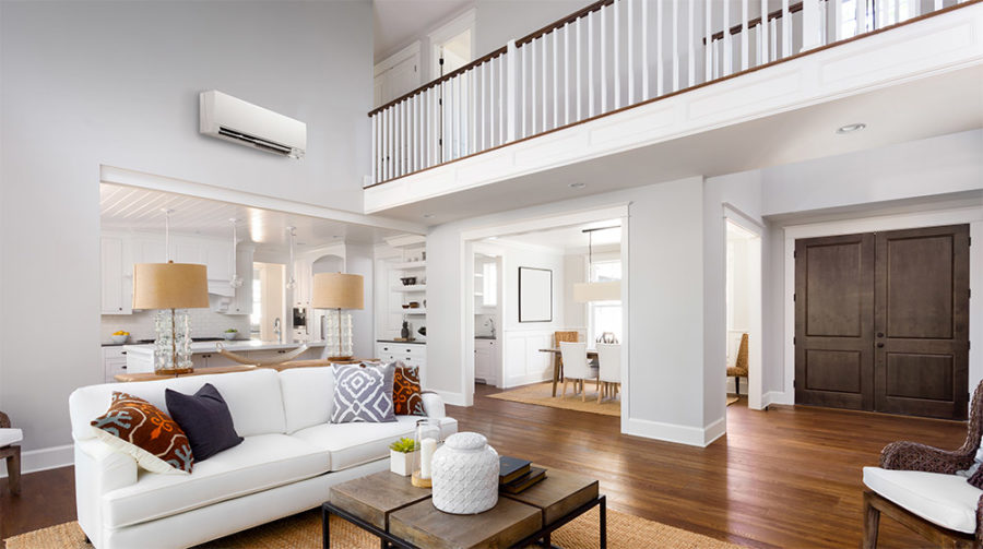 Ductless HVAC Systems Offer Outstanding Efficiency